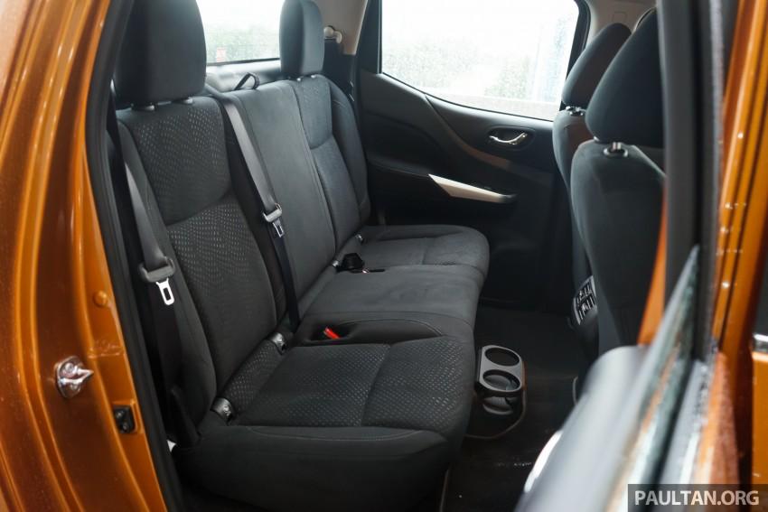 DRIVEN: Nissan NP300 Navara review in Malaysia Image #425041