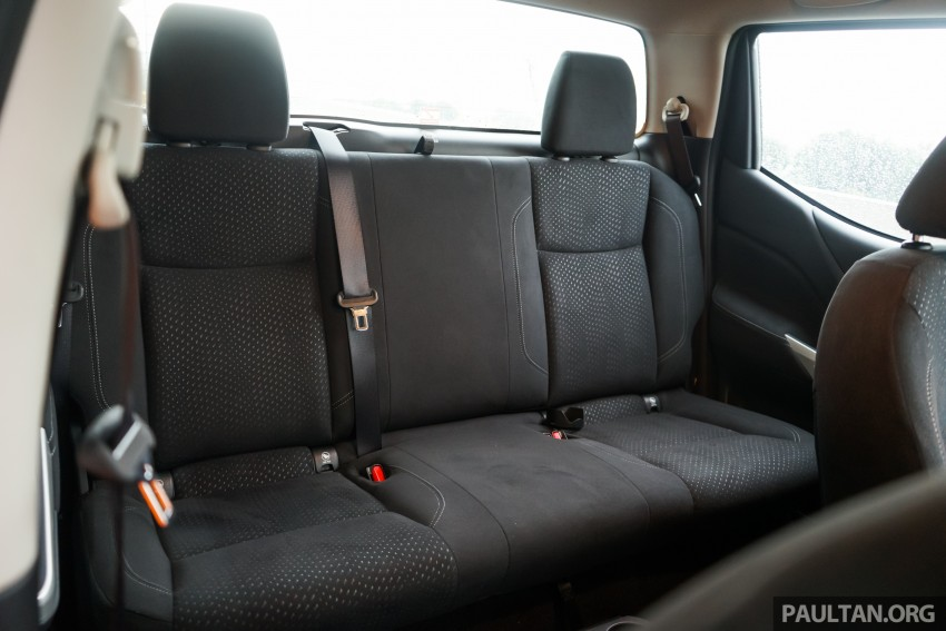 DRIVEN: Nissan NP300 Navara review in Malaysia Image #425042
