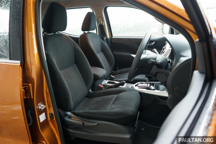 DRIVEN: Nissan NP300 Navara review in Malaysia Image #425043