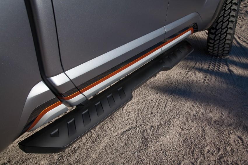 Nissan Titan Warrior Concept makes debut in Detroit Image #427368
