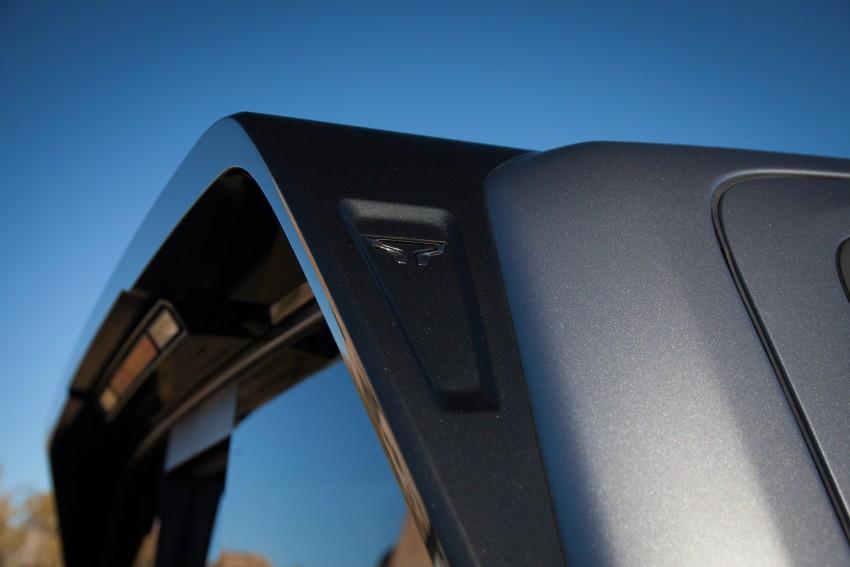 Nissan Titan Warrior Concept makes debut in Detroit Image #427370