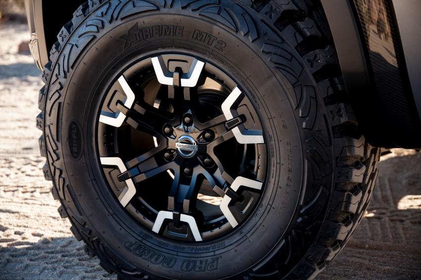 Nissan Titan Warrior Concept makes debut in Detroit Image #427371