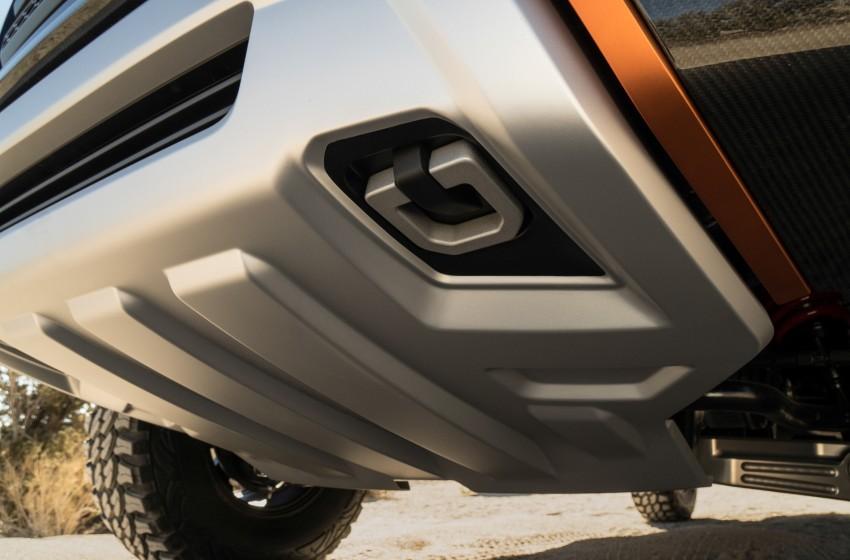 Nissan Titan Warrior Concept makes debut in Detroit Image #427376