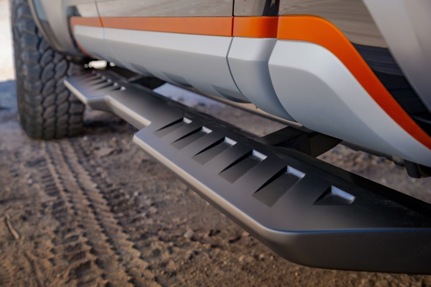 Nissan Titan Warrior Concept makes debut in Detroit Image #427384