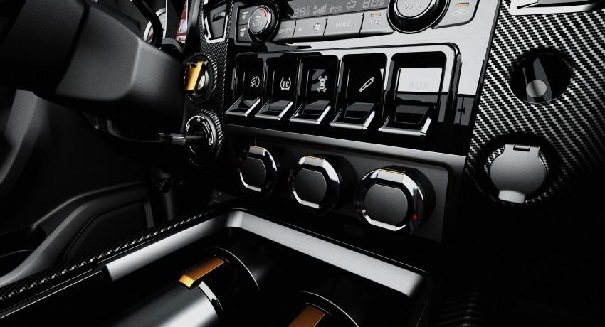 Nissan Titan Warrior Concept makes debut in Detroit Image #427427