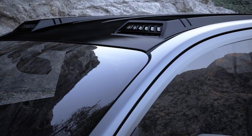 Nissan Titan Warrior Concept makes debut in Detroit Image #427433