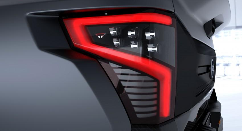 Nissan Titan Warrior Concept makes debut in Detroit Image #427439