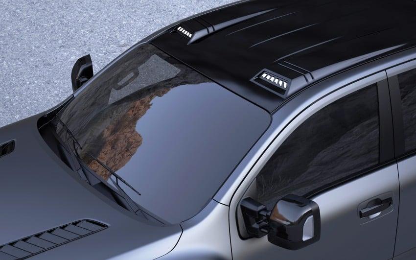 Nissan Titan Warrior Concept makes debut in Detroit Image #427447