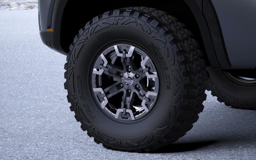 Nissan Titan Warrior Concept makes debut in Detroit Image #427448