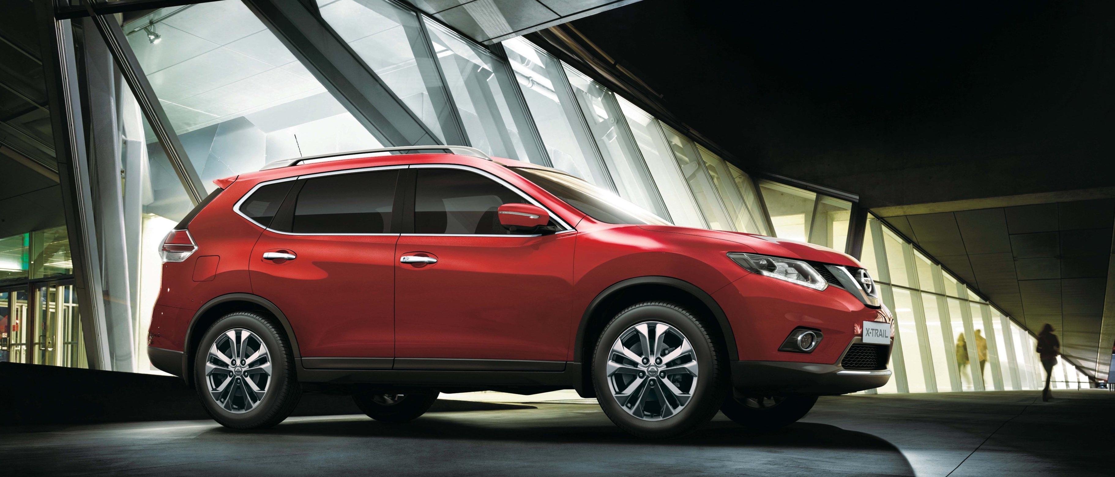 Nissan X-Trail kini dengan warna merah sempena CNY – Auto ...