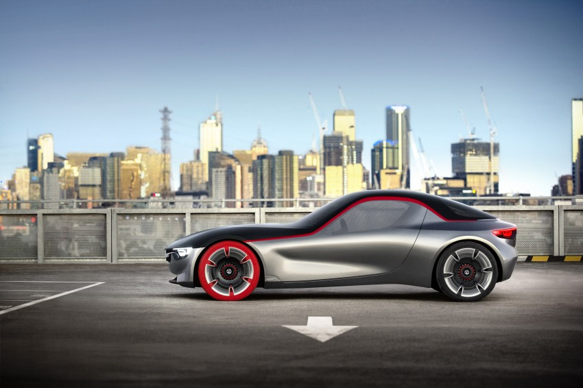 Opel/Vauxhaull GT Concept – minimalist MX-5 rival Image #435130