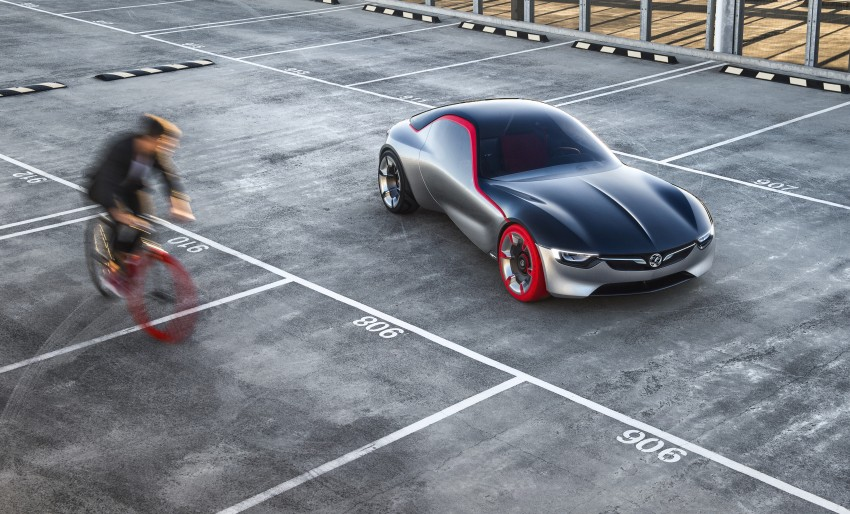 Opel/Vauxhaull GT Concept – minimalist MX-5 rival Image #435138