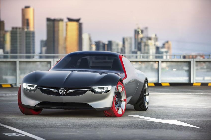 Opel/Vauxhaull GT Concept – minimalist MX-5 rival Image #435141
