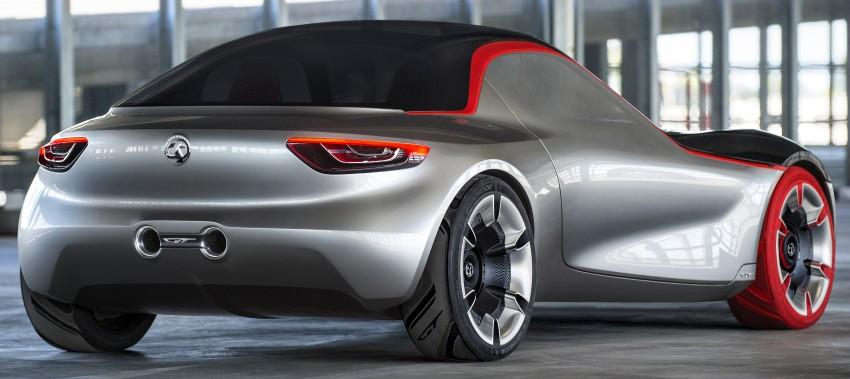 Opel/Vauxhaull GT Concept – minimalist MX-5 rival Image #435126