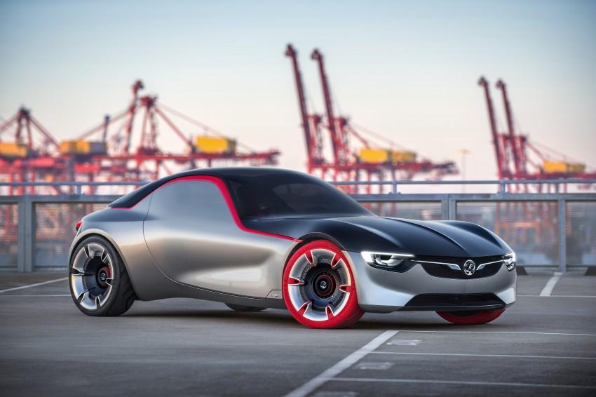 Opel/Vauxhaull GT Concept – minimalist MX-5 rival Image #435135