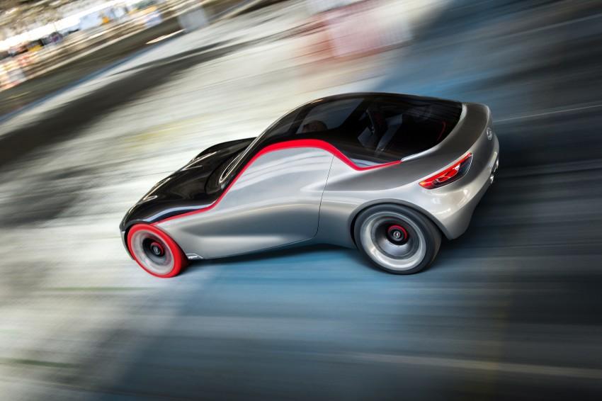 Opel/Vauxhaull GT Concept – minimalist MX-5 rival Image #435137