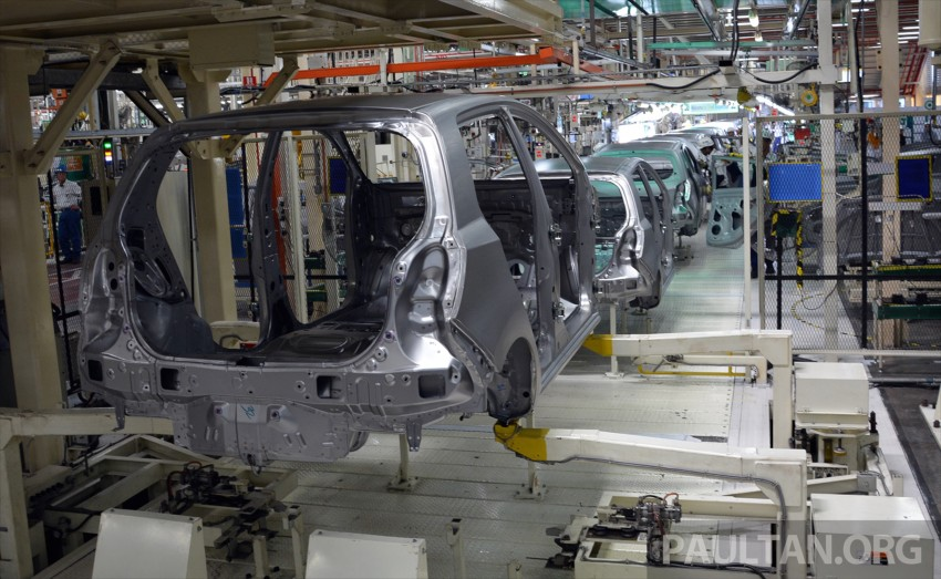 Perodua Global Manufacturing plant officially opened – RM1.3bil EEV factory based on Daihatsu Kyushu Image #427742