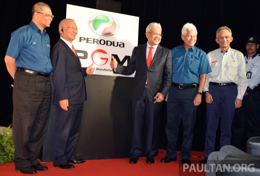Perodua Global Manufacturing plant officially opened – RM1.3bil EEV factory based on Daihatsu Kyushu Image #427745