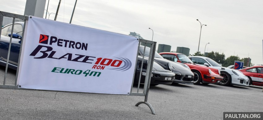 Petron Blaze 100 Euro 4M fuel launched in Malaysia – RON 100 at RM2.80 per litre; available at eight stations Image #429332