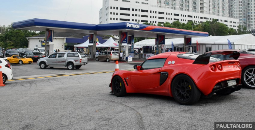 Petron Blaze 100 Euro 4M fuel launched in Malaysia – RON 100 at RM2.80 per litre; available at eight stations Image #429334