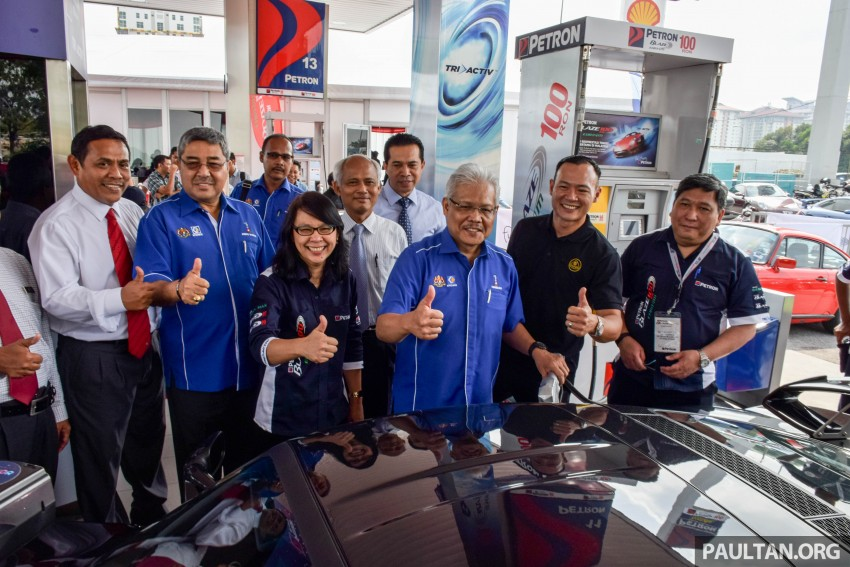 Petron Blaze 100 Euro 4M fuel launched in Malaysia – RON 100 at RM2.80 per litre; available at eight stations Image #429451