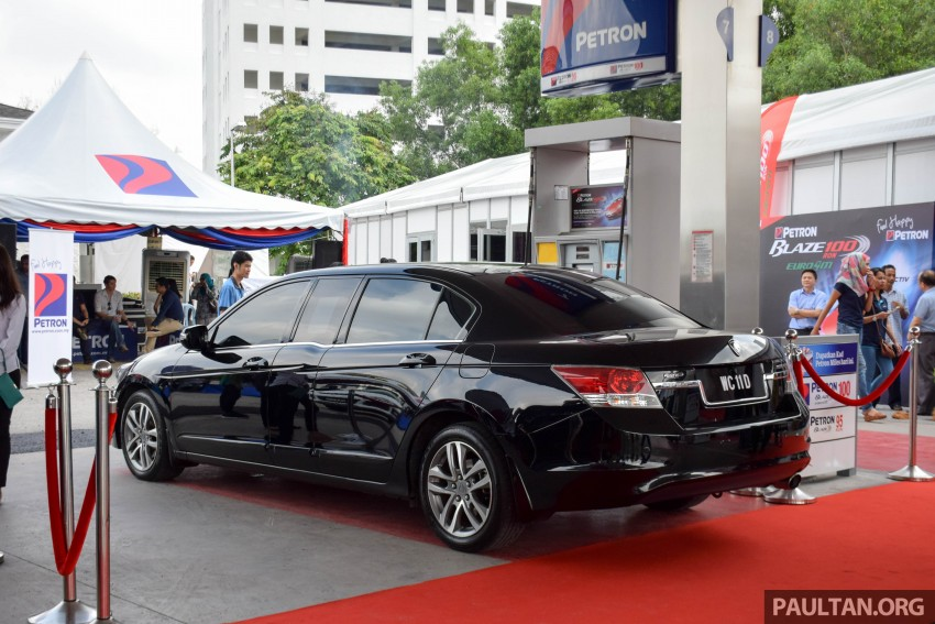 Petron Blaze 100 Euro 4M fuel launched in Malaysia – RON 100 at RM2.80 per litre; available at eight stations Image #429454