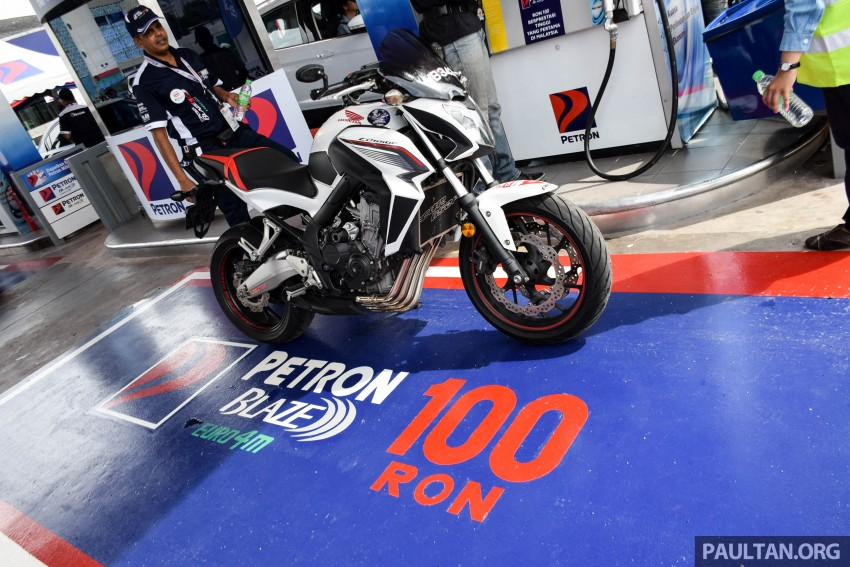 Petron Blaze 100 Euro 4M fuel launched in Malaysia – RON 100 at RM2.80 per litre; available at eight stations Image #429456