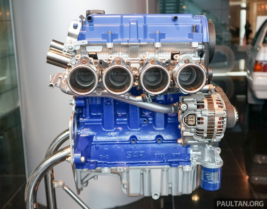 Proton new GDI and TGDI engines detailed – modular design, higher compression ratio, future-proofed Image #436123