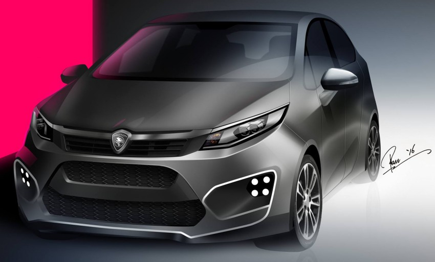2016 Proton Persona rendered by PDC 2014 winner Image #435150