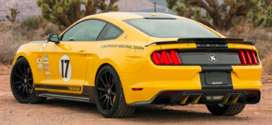 Shelby Terlingua Racing Team Mustang Sports 750 Hp Paul