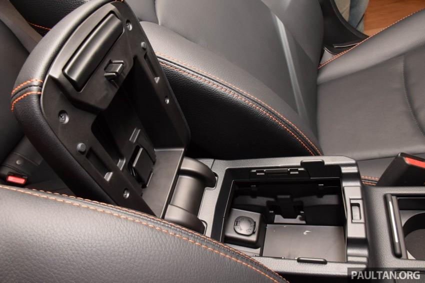 Subaru XV 2016 dilancarkan – bermula RM133k Image #431867