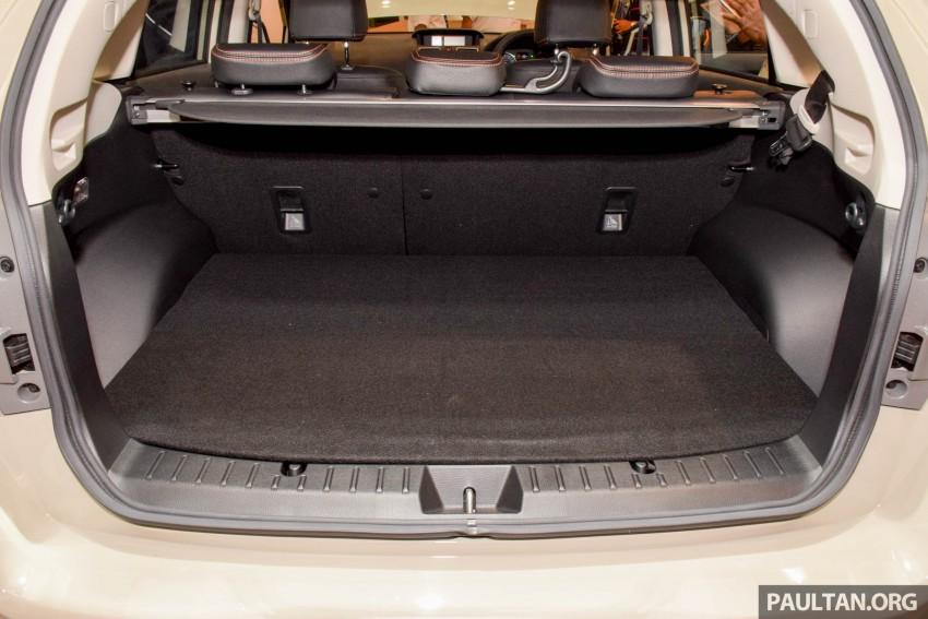 Subaru XV 2016 dilancarkan – bermula RM133k Image #431879
