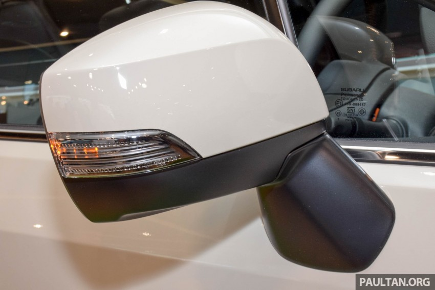 Subaru XV 2016 dilancarkan – bermula RM133k Image #431882