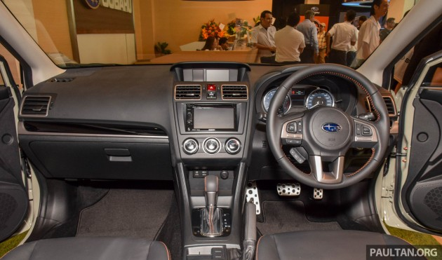 Subaru XV facelift launched   2.0i, 2.0i-P; from RM132k