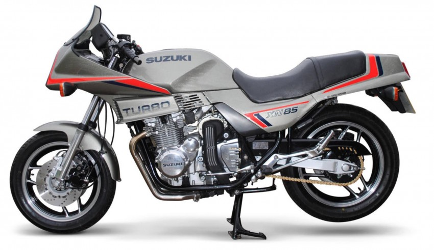 Forcing it in – super and turbocharged motorcycles Image #424574