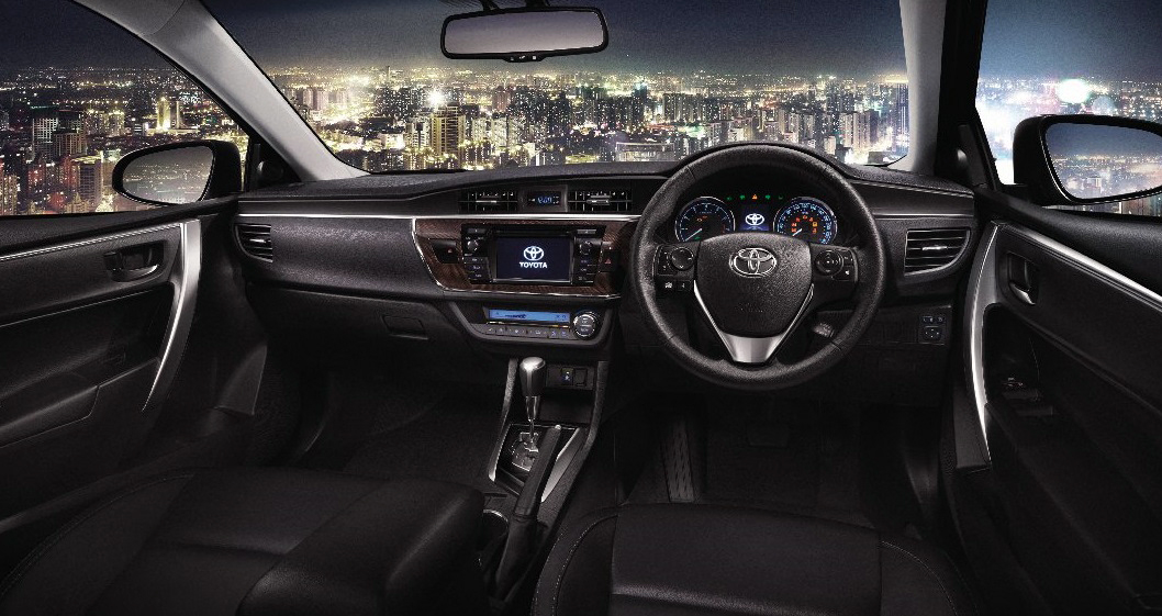 Toyota Corolla Altis updated for the Thai market, ESport ...