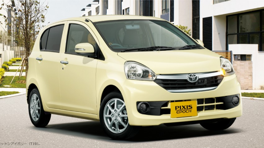 Toyota considers taking Daihatsu private, but denies partnership with compact car rival Suzuki Image #435081