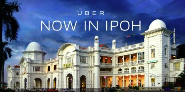 Uber-Ipoh
