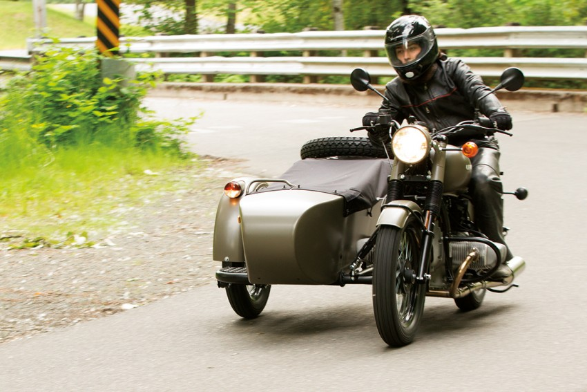 Ural sidecars coming to Malaysia – from RM80,000 Image #430013