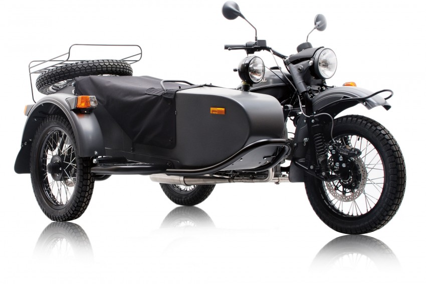 Ural sidecars coming to Malaysia – from RM80,000 Image #430019