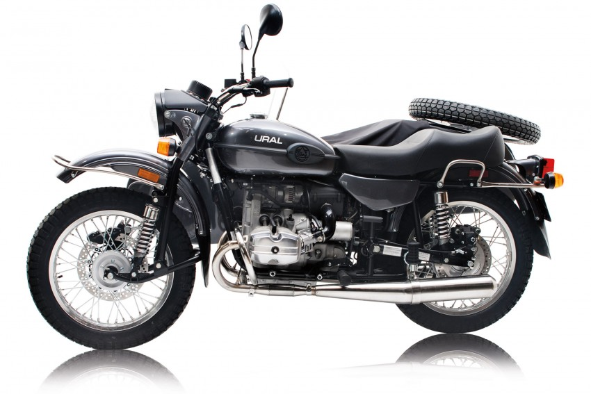 Ural sidecars coming to Malaysia – from RM80,000 Image #430020
