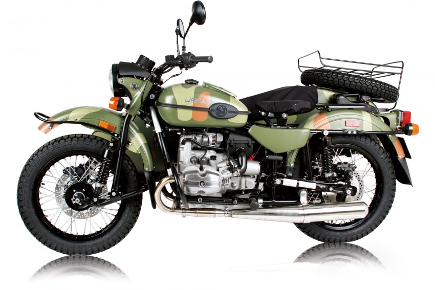 Ural sidecars coming to Malaysia – from RM80,000 Image #430021
