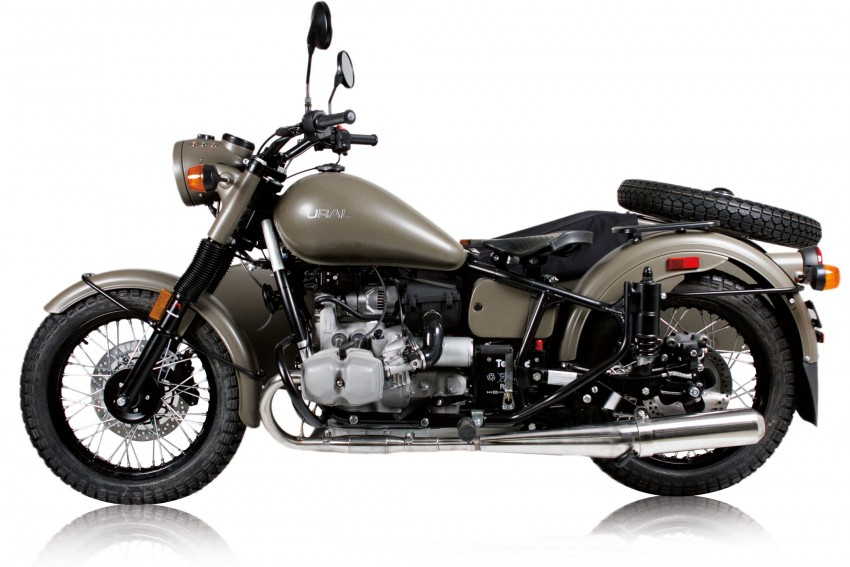 Ural sidecars coming to Malaysia – from RM80,000 Image #430022