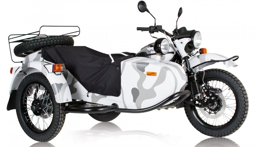 Ural sidecars coming to Malaysia – from RM80,000 Image #430025