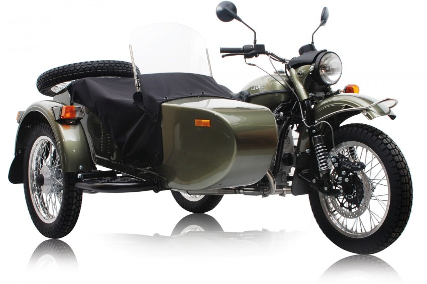 Ural sidecars coming to Malaysia – from RM80,000 Image #430026