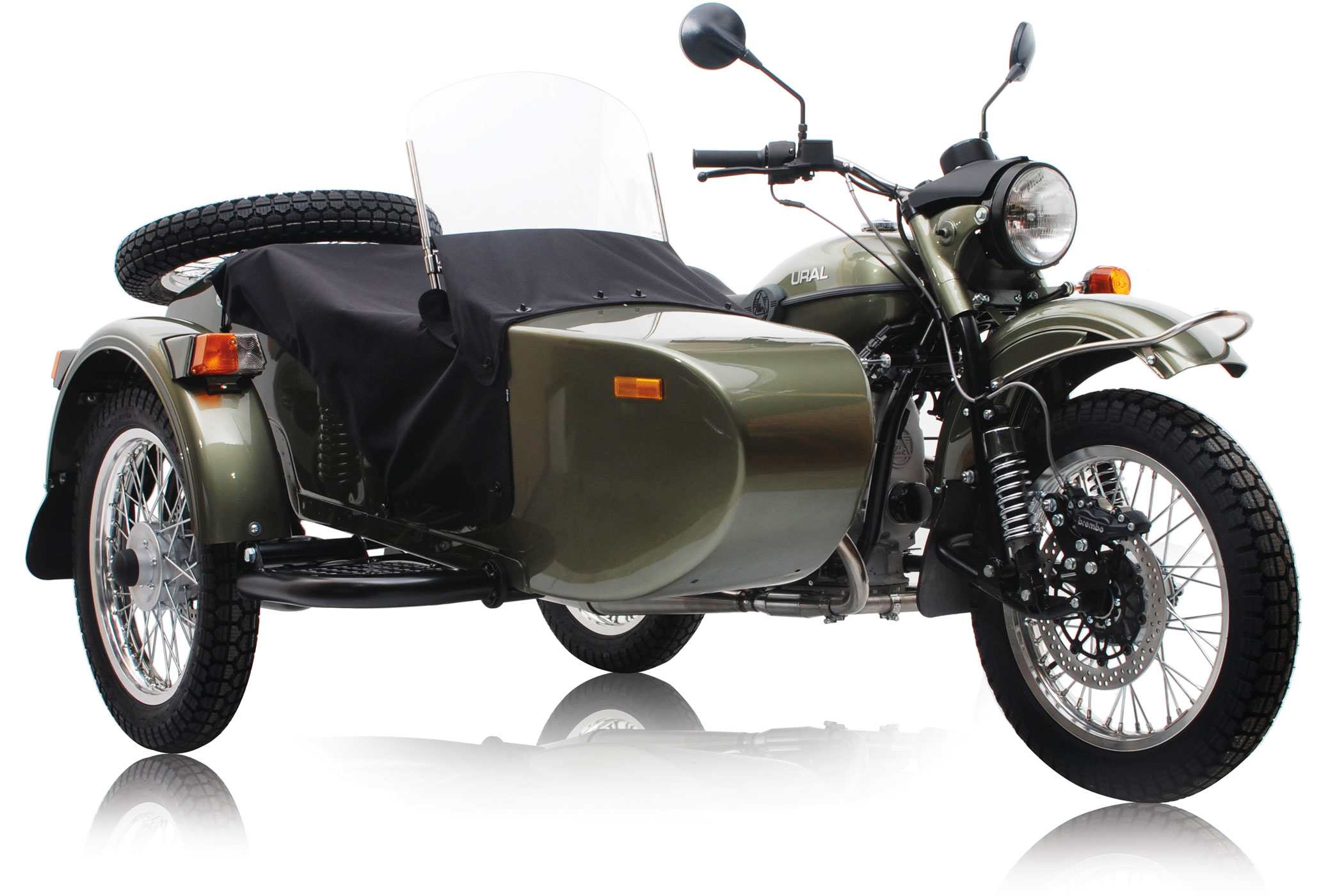 ural sidecars coming to malaysia from rm80 000. Black Bedroom Furniture Sets. Home Design Ideas