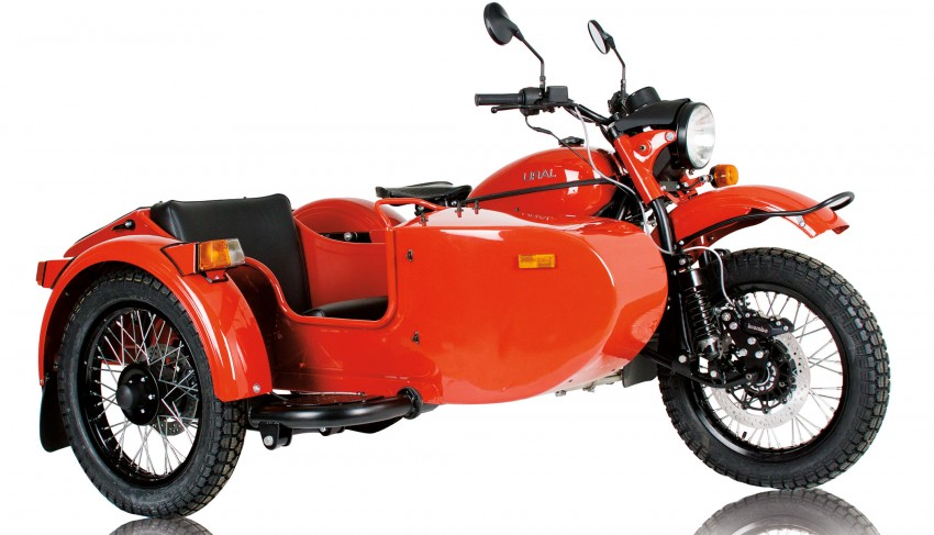 Ural sidecars coming to Malaysia – from RM80,000 Image #430028