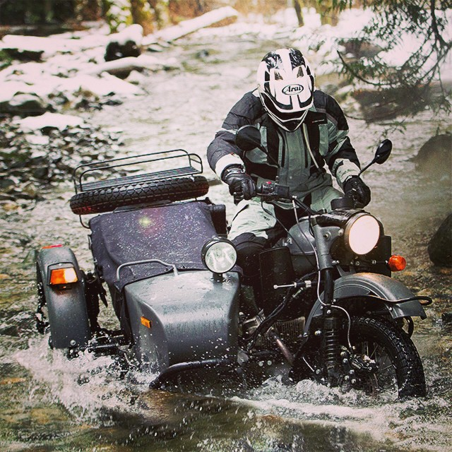 Ural sidecars coming to Malaysia – from RM80,000 Image #430031