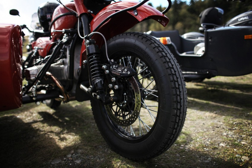 Ural sidecars coming to Malaysia – from RM80,000 Image #430033