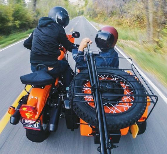 Ural sidecars coming to Malaysia – from RM80,000 Image #430034